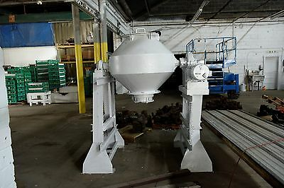 Gemco 23 Cubic Foot Double Cone Blender