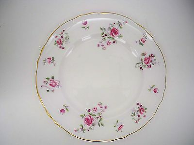 Crown Staffordshire Plates (6) -  Bone China England