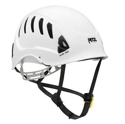 PETZL ALVEO VENT - Ventilated helmet for work at height and rescue
