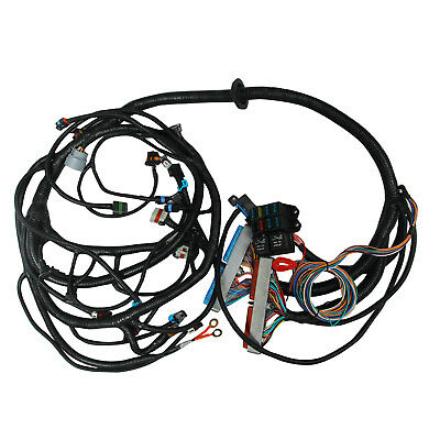 stand alone wiring harness powerstroke new standalone wiring harness w 4l60e transmission for 99 03 vortec 4 8 5 3 6 0