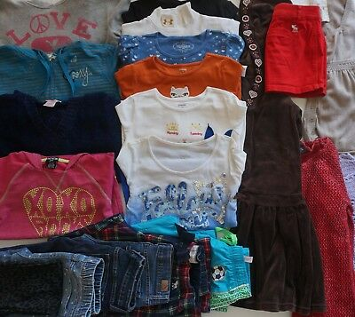 Girls Size 12 Fall Clothes Lot of 21 Items L1-18