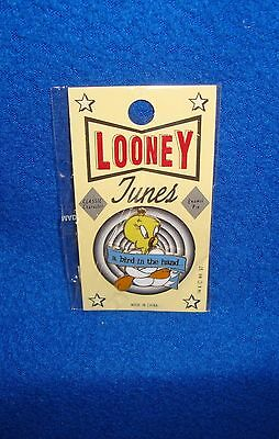 Looney Tunes Tweety Bird Pin Sealed