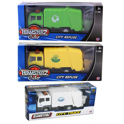 Small Garbage Truck Bin Lorry Recycling Toy | Boys & Girls - Pick Colour