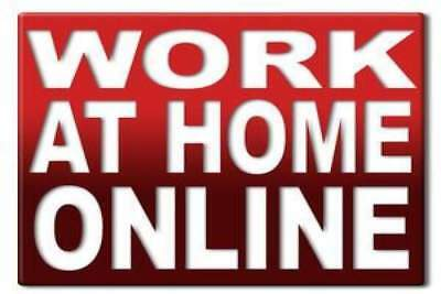Work from Home - Online Business Opportunity