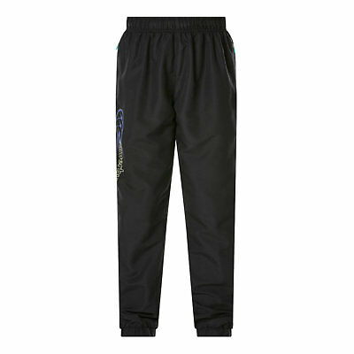 Canterbury CCC Kids Tapered Cuff Woven Pant Jet Black age 10 E713000 A89 RRP £32