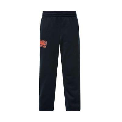 Canterbury CCC Kids Tapered Cuff Fleece Pant Total Eclipse Age 10 E713002 A66
