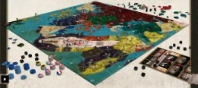 Wizards Of The Coast Axis and Allies 1914 Game
