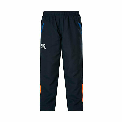 Canterbury CCC Kids Tapered Poly Knit Pant Jet Black age10 E712886 A89
