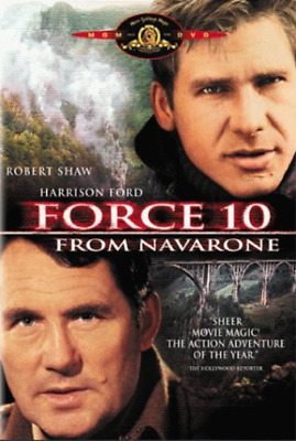 Ford,harrison-Force 10 From Navarone / (Ws)  (Us Import)  Dvd New