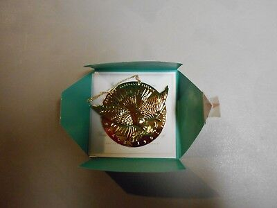 Marshall Fields/Dayton Hudson 1991 Christmas Ornament Employee Gift