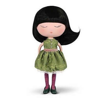 Anekke Doll Dreams with Green Outfit 21700 - NKT