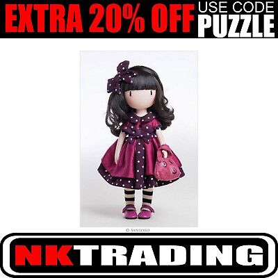 SALE Santoro London Gorjuss Doll Ladybird - NKT
