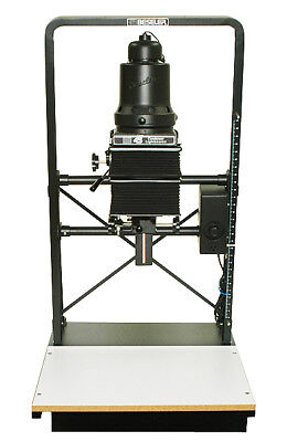 Beseler 45MXT Enlarger and Adjustable Table