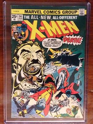 X-Men #94 Bronze Age Key
