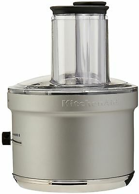KITCHENAID KSM2FPA FOOD Processor Attachment with Commercial ...