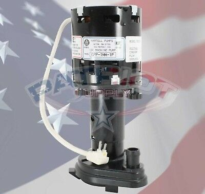 Hartell GPP-1MH-1P Ice Machine Pump 803338