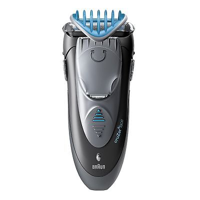 Braun Cruzer 6 Electric Shaver / Styler / Trimmer 3-in-1 Ultimate Hair Clippe...