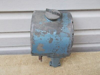 Vintage Homelite Zip Chain Saw Gas Tank For Parts