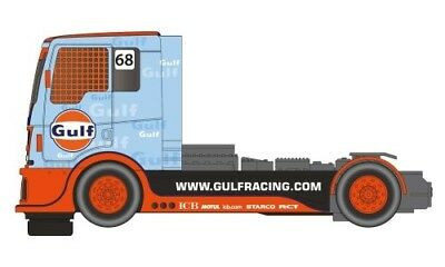 Scalextric Team Truck Gulf NO86
