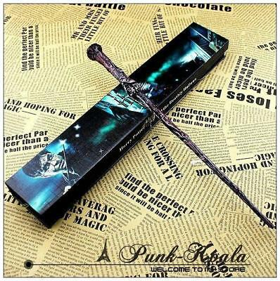 HOT!Harry Potter Magical Magic Wand Cosplay Toy New In Box 36cm