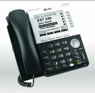 NEW AT&T SB67031 Business Phone with DECT 6.0 and Large Display