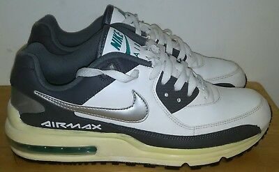 online store 53c1b a662d Nike Air Max Wright Mens Leather Running Shoes 317551-124. Size 10.5
