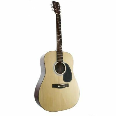 Marquez MD150 Full Size Steel String Acoustic Guitar - Natural