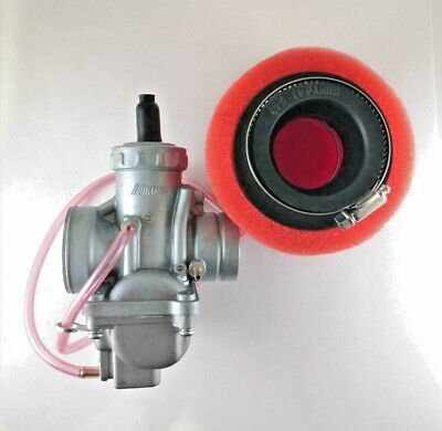 28MM MIKUNICARBURETOR AIR FILTER 2000-2004 TTR125 Blaster 200 YFS200 M CA18+AF01