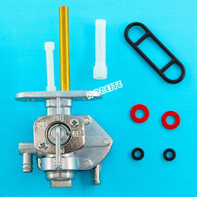 Gas Fuel Petcock Valve Switch Pump For Suzuki LT80 LTZ400 Z400 LTZ250 LTF300