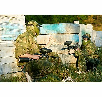Paintball for Four. From the Official Argos Shop