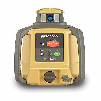 Topcon RL-H4C Laser Level with LS-80L Receiver