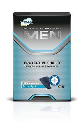TENA Men Protective Shield Extra light Einlagen 8X14St PZN: 11076466