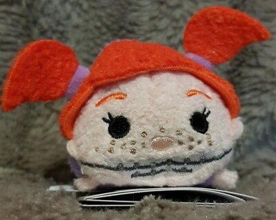 Mini Tsum Tsum Darla Little Girl From Finding Nemo Disney Store Genuine Tag BNWT