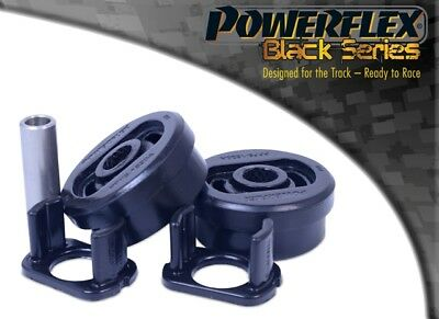 Powerflex BLACK Lower Engine Mount Large Bush PFF5-1820BLK for Mini R60 R61