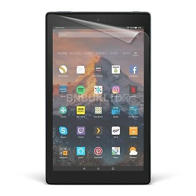 2 X Ultra Clear Screen Protector Guard for Amazon Fire HD 10 (2017)