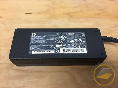 NEW Genuine HP Thin Client 19.5V 65W Yellow Tip Adapter