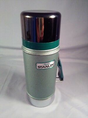 Vintage Aladdin Stanley 24 oz. Wide Mouth Thermos A-1350B Made in USA.