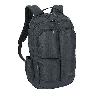 """Targus Safire Black Blue Water Resistant Backpack Fits Up To 15.6"""" Laptops"""
