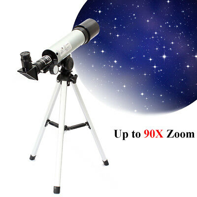 F360x50 HD Refractive Astronomical Telescope High Magnification Zoom Monocular