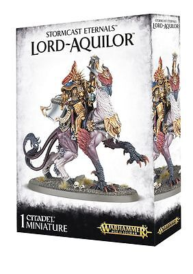 Stormcast Eternals Lord Aquilor Games Workshop Age of Sigmar Warhammer 96-32 AOS