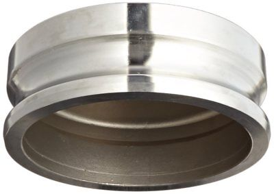 Dixon 600-DP-SS Stainless Steel 316 Boss-Lock Type DP Cam and Groove Hose Fittin