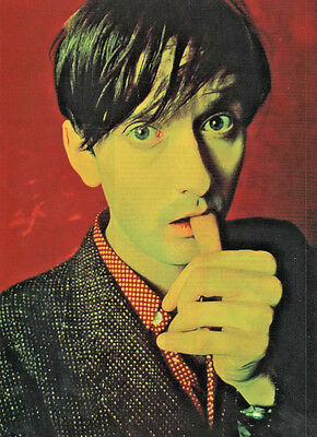 Jarvis Cocker / Pulp - Vintage Full Page Magazine Picture Photo Cutting- Britpop
