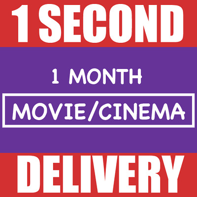 SKY MOVIE CINEMA PASS - 1 Month [NOW TV] - INSTANT