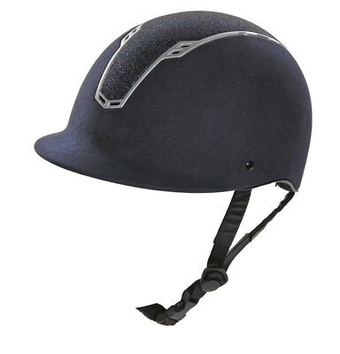 RIDING HELMET -GRAZ - M/L (57-59) by HKM