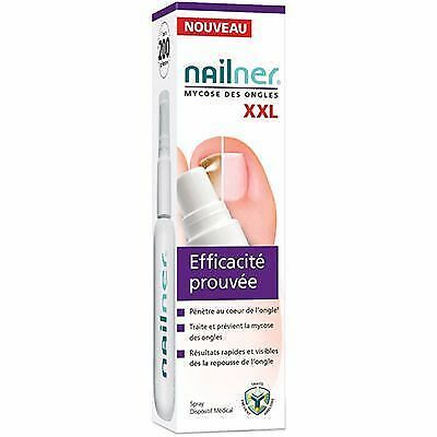 NAILNER Spray contre la Mycose des Ongles XXL 35ml