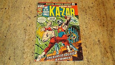 Astonishing Tales... Featuring Lord Of The Hidden Jungle ...ka-Zar