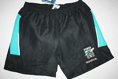 Port Adelaide Power Mens Traning Shorts, S-3XL