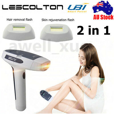 Laser IPL Electric Permanent Hair Removal System Machine Face Painless Epilator