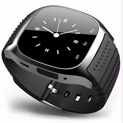 Mate Wrist Waterproof Bluetooth Smart Watch For Android Samsung HTC iPhone iOS