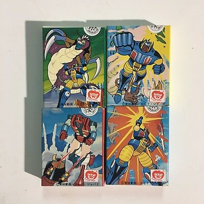 Card serie completa Gakeen Magnetico Robot carte vintage Anime Japan